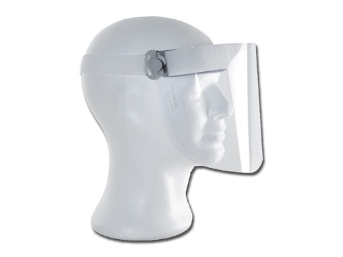 Visor Head Mask- Full Face Visor