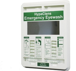 Wall Mounted 20ml Eyewash Dispenser