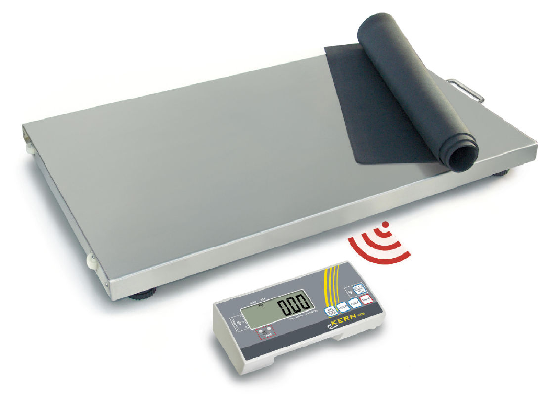 Kern Veterinary Wireless Platform  Scale