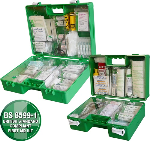 Industrial High-Risk First Aid Kit