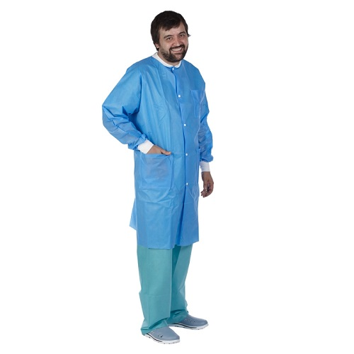 Disposable Cleanroom And  Lab Coats