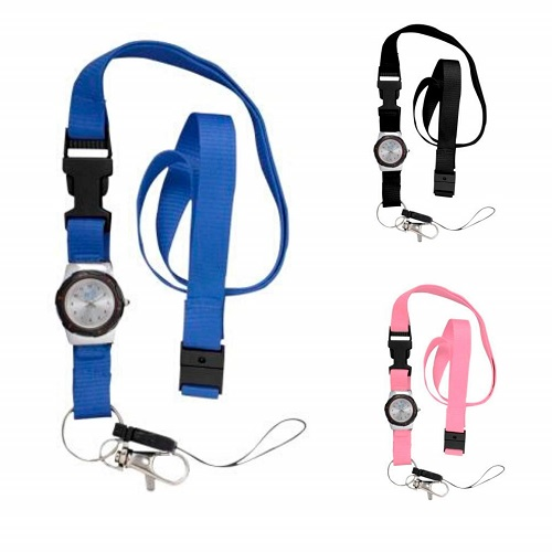 Nurses Integrated Lanyard Watches