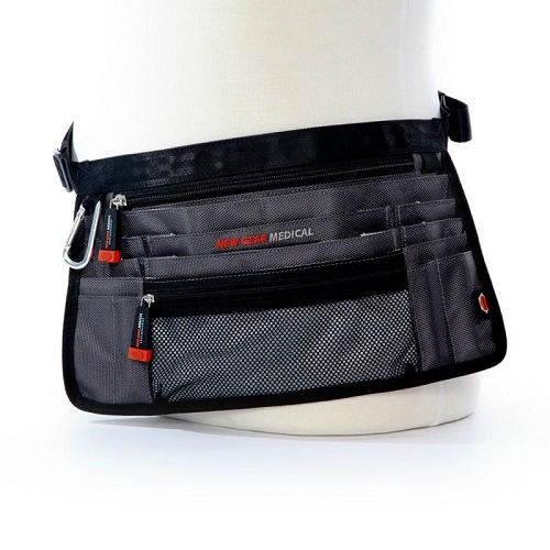 Medical Supply Organizer Hip Belt Bag
