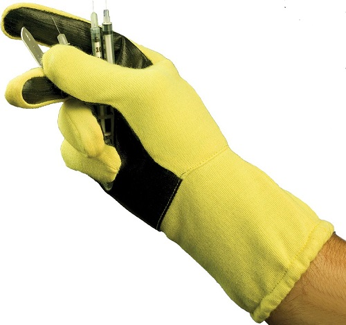 Protective Gloves For Medical Waste