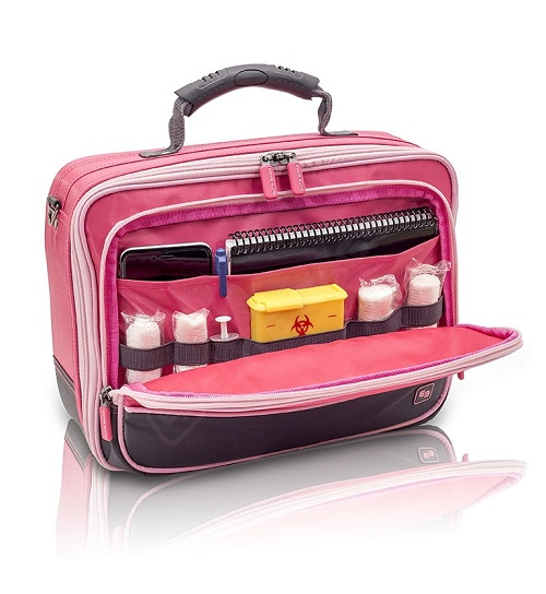 Community Health Nursing Bag in Pink