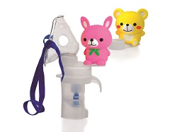 Omron Kids Nebuliser with  Cute Characters