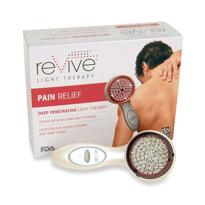 Clinical Pain Relief Light Therapy