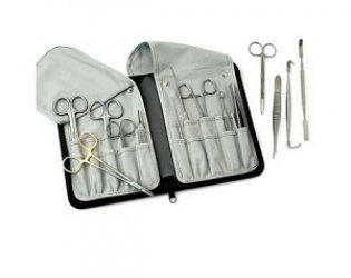 Blepharoplasty Surgery Instrument  Sets Small