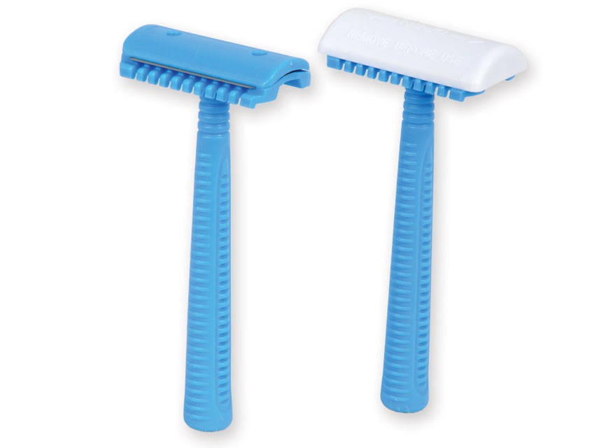 Surgical Razors Single Blade  with Comb  Box of  50