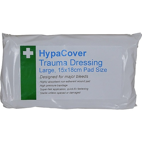 Trauma  and  Ambulance Dressings For Severe Blood Loss Injuries