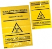 Clinical Waste Bags and Biohazard Bags