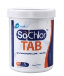 Chlorine Disinfectant Tablets   200 Tablets
