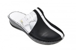 Womens  Nursing shoes in Black and White
