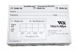 AudioScope 3 Recording Forms 100/pkg 10 pkg/box