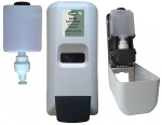 Nilaqua Hand  Sanitiser Dispenser with Refillable Cartridge