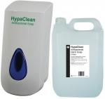 HypaClean Bulk Fill Antibacterial Soap Dispenser
