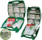 Plus British Standard Compliant Workplace First Aid Kit