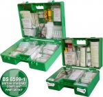 British Compliant Industrial High-Risk First Aid Kit