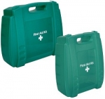 Green First Aid Kit Case
