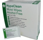 HypaClean Moist Wipes-Wound Cleansing Wipes