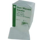 HypaCover Non Woven Swabs Pack of 100