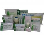 Small Football First Aid Kit Refill