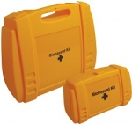 Yellow Biohazard Kit Case