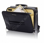 Doctors Black  Medical Bag - Physicians Case