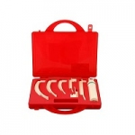 Boscarol Disposable Fibre Optic Laryngoscope Set