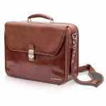 Doctor's Brown Medical Bag - Physicians Case