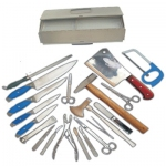 Veterinary Post Mortem  Kit