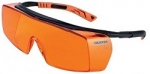 Euronda-Monoart Cube Orange Safety Glasses Box of 10