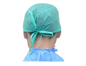 Disposable Surgical Cap Green Box of 1000