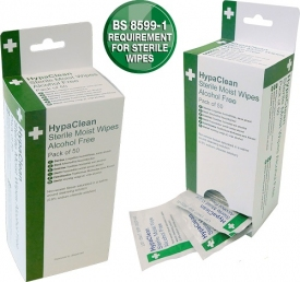HypaClean Sterile Moist Wipe Dispenser