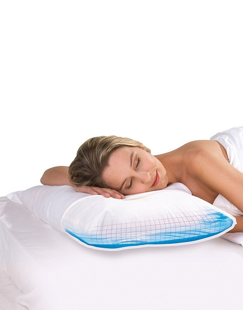 Water -Based Neck Support Pillow